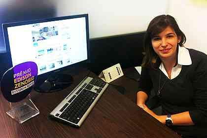 Patrícia Tôrres, gerente de marketing da Valore Imóveis: