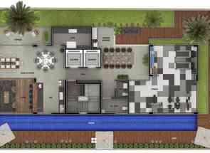 Apartamento, 2 Quartos, 2 Vagas, 1 Suite em Santo Agostinho, Belo Horizonte, MG valor de R$ 1.201.238,00 no Lugar Certo