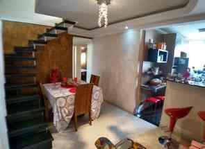 Cobertura, 3 Quartos, 1 Vaga, 1 Suite em Rua Alfa, Jardim Riacho das Pedras, Contagem, MG valor de R$ 349.500,00 no Lugar Certo
