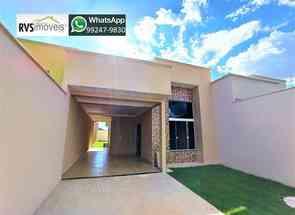 Casa, 3 Quartos, 2 Vagas, 1 Suite em Rua Ecopocu, Jardim Helvécia, Aparecida de Goiânia, GO valor de R$ 350.000,00 no Lugar Certo
