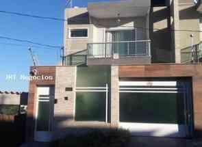 Casa, 3 Quartos, 2 Vagas, 1 Suite em Rua Matipó, Fonte Grande, Contagem, MG valor de R$ 520.000,00 no Lugar Certo
