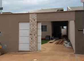 Casa, 3 Quartos, 3 Vagas, 1 Suite em Ilda, Aparecida de Goiânia, GO valor de R$ 265.000,00 no Lugar Certo