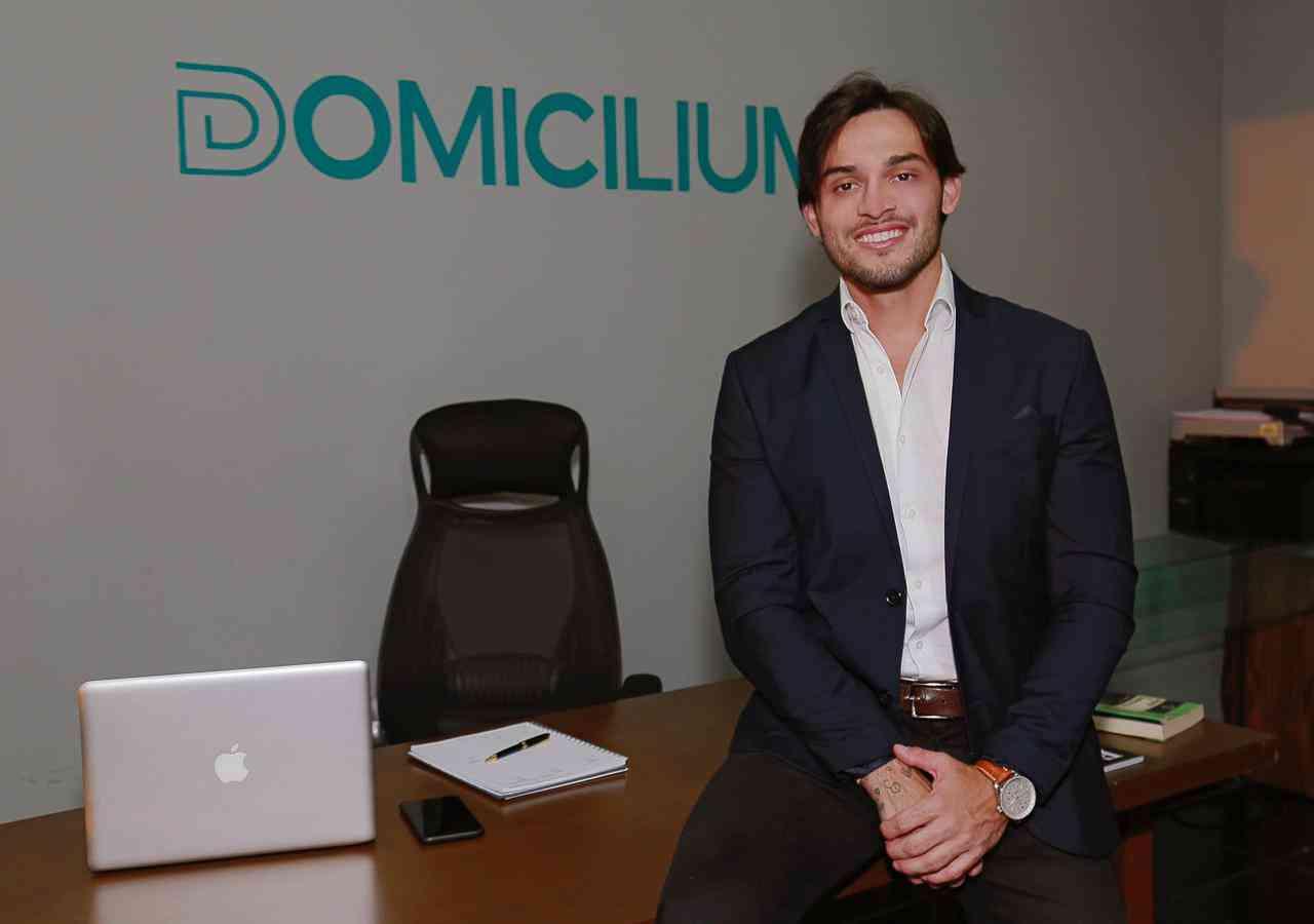 Luciano Boaventura, diretor e sócio fundador da Domicilium Engenharia - Domicilium Engenharia/Divulgação