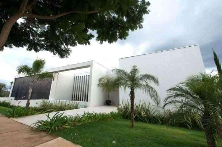Casa do empresário Filipe Geraldes, de 31 anos, que foi personalizada como ele sempre sonhou - Uarlen Valério/Divulgação