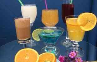 Na foto, opção saborosa do café Divino Bistrô: drinques variados que acabam de chegar ao cardápio