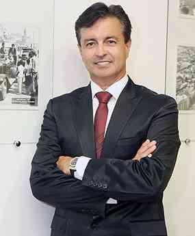 Luiz Antônio Rodrigues, presidente da Lar Imóveis, diz que é tendência o imóvel continuar valorizado - Drika Vianna/Divulgação