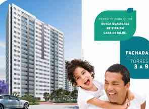 Apartamento, 2 Quartos, 1 Vaga, 1 Suite em Rua das Carnaúbas, Norte, Águas Claras, DF valor de R$ 485.000,00 no Lugar Certo
