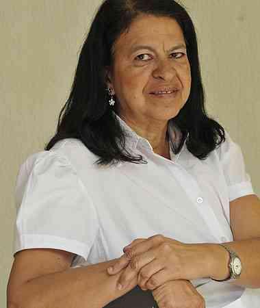 Carmen Lúcia Penido: Buritis tem acesso a todos os serviços - Maria Tereza Correia/EM/D.A Press