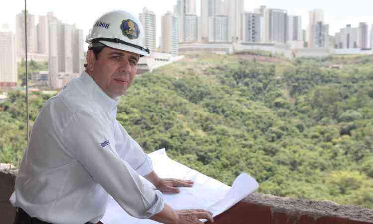 Presidente do Ibape-MG, Clémenceau Chiabi observa que é necessário consultar a Defesa Civil em caso de dúvidas - Fabi Araújo/Divulgação