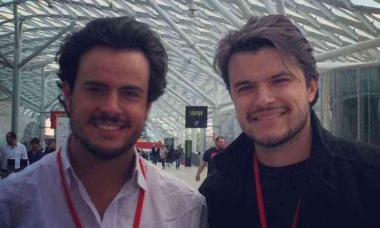 Daniel e Rafael Mendes, irmãos e diretores da SAVA -