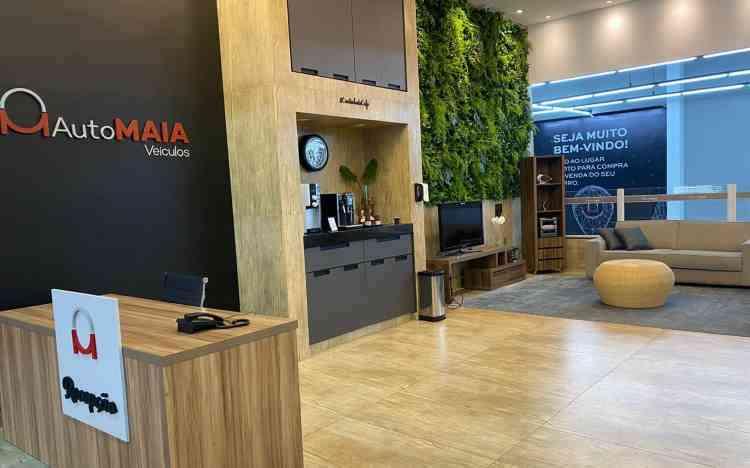 Espaço café: boas-vindas aos clientes - Divulgação