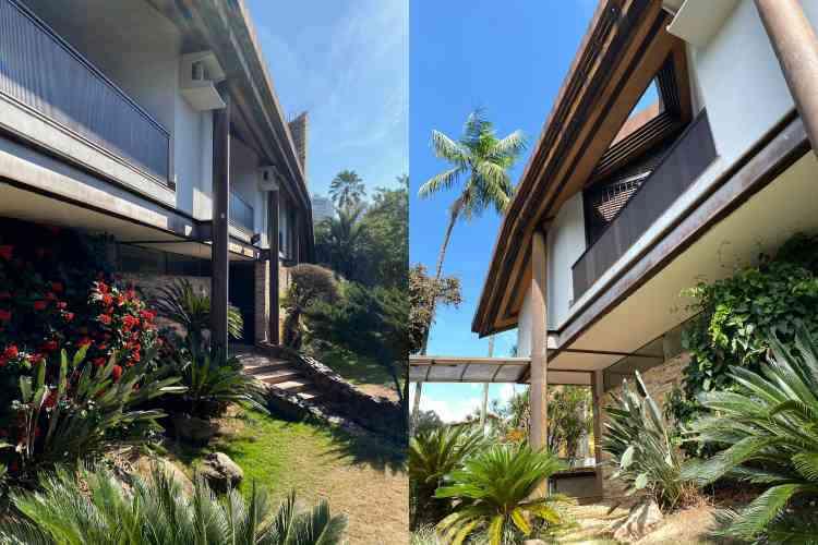 Casa no Cidade Jardim recebe a 14ª da mostra na capital mineira - Carolina Davis/Divulgação
