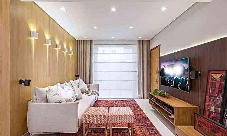 Iluminação é um item tão importante que influencia até na escolha dos tons de cada ambiente - Daniel Mansur/Divulgação