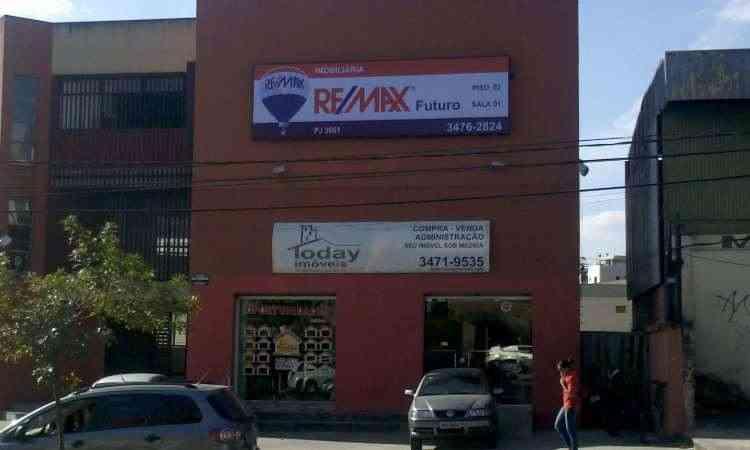 Uma das unidades da rede de franquias RE/MAX - RE/MAX/Divulgação