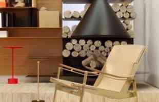 Desde as tradicionais, de palhinha, até as mais modernas, cadeiras de balanço atravessam gerações e até ganham releituras sem perder a função de dar afeto e aconchego à decoração. Na foto, cadeira Licci, do designer Jader Almeida
