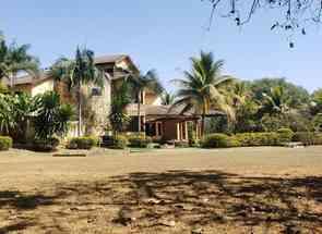 Casa em Condomínio, 4 Quartos, 3 Vagas, 4 Suites em Residencial Aldeia do Vale, Goiânia, GO valor de R$ 3.300.000,00 no Lugar Certo