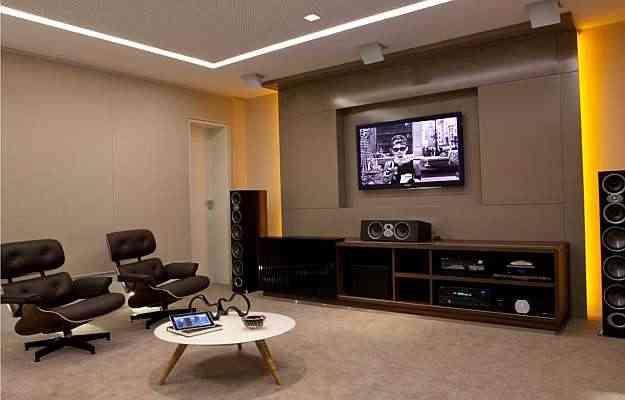 O controle automático da iluminação, segurança e climatização da casa permite que consumidor fique em um ambiente aconchegante  - Templuz/Divulgação