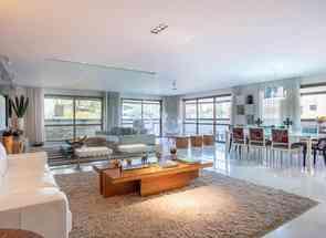 Apartamento, 4 Quartos, 5 Vagas, 4 Suites em Rua Alvarenga Peixoto, Lourdes, Belo Horizonte, MG valor de R$ 4.500.000,00 no Lugar Certo