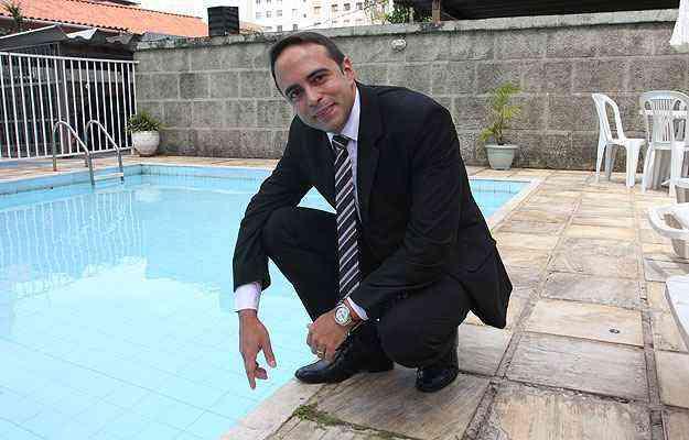 Guilherme César Albino Gonçalves, diretor da DMR Consultoria, sugere medidas para reduzir a chance de acidentes - Edésio Ferreira/EM/D.A Press