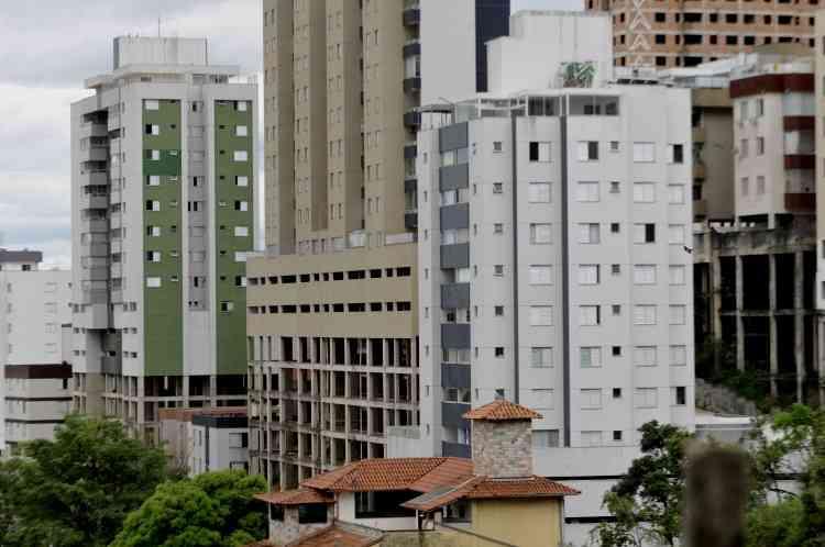 Seguro garante pagamento do saldo devedor em caso de morte do mutuário, entre outros benefícios - Juarez Rdorigues/EM/D.A Press - 7/11/18