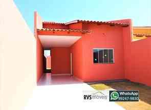 Casa, 3 Quartos, 2 Vagas, 1 Suite em Rua 30, Jardim Bonança, Aparecida de Goiânia, GO valor de R$ 200.000,00 no Lugar Certo