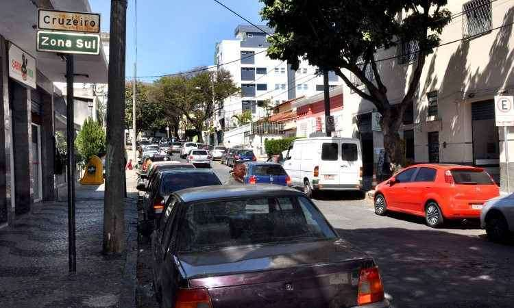 Rua Outono é uma das vias com residências e comércio - Eduardo Almeida/RA Studio