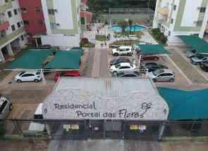 Apartamento, 2 Quartos, 1 Vaga em Rua das Papoulas, Parque Oeste Industrial, Goiânia, GO valor de R$ 185.000,00 no Lugar Certo