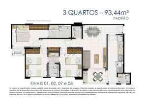 Apartamento, 3 Quartos, 2 Vagas, 2 Suites em Rua 36 Sul, Sul, Águas Claras, DF valor de R$ 595.000,00 no Lugar Certo