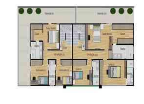 Cobertura, 4 Quartos, 4 Vagas, 2 Suites em Santa Lúcia, Belo Horizonte, MG valor de R$ 1.600.000,00 no Lugar Certo