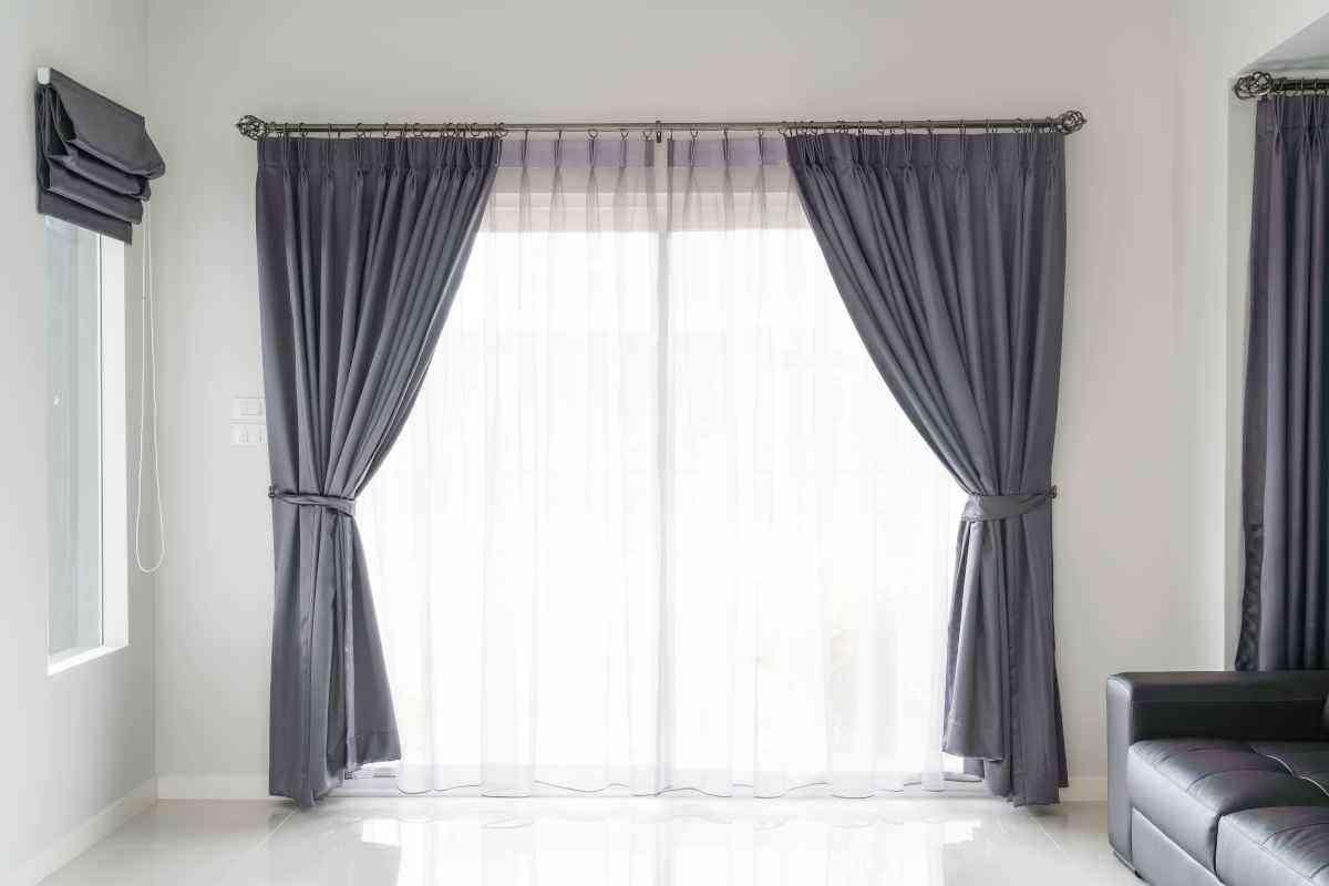 Modelo de cortina - Freepik
