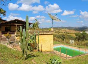 Sítio, 4 Quartos, 15 Vagas, 1 Suite em Avenida Central, Zona Rural, Pedro Leopoldo, MG valor de R$ 450.000,00 no Lugar Certo