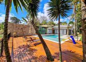 Casa em Condomínio, 6 Quartos, 4 Vagas, 3 Suites em Alameda dos Pinheiros, Jardim Cinco Lagos, Mairiporã, SP valor de R$ 2.500.000,00 no Lugar Certo