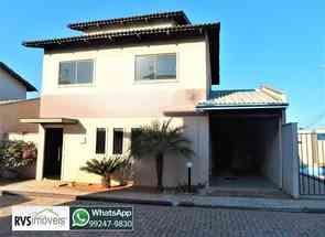 Casa em Condomínio, 3 Quartos, 2 Vagas, 1 Suite em Rua do Príncipe Regente, Jardim Imperial, Aparecida de Goiânia, GO valor de R$ 370.000,00 no Lugar Certo