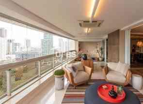 Apartamento, 4 Quartos, 5 Vagas, 4 Suites em Jardim Goiás, Goiânia, GO valor de R$ 2.500.000,00 no Lugar Certo