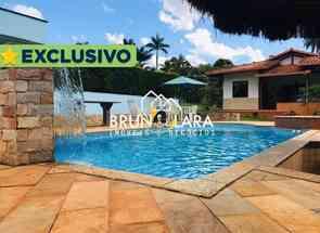 Casa em Condomínio, 3 Quartos, 14 Vagas em Alameda Ipê, Condomínio Fazenda Solar, Igarapé, MG valor de R$ 900.000,00 no Lugar Certo