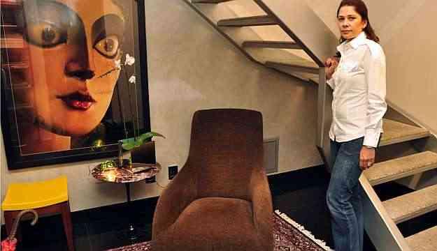 Gisleine Lopes alia experiência, intuição e criatividade para sugerir projetos aos clientes  - Eduardo Almeida/RA Studio