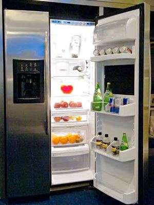 Cada vez mais modernos, refrigeradores têm baixo consumo de energia e vida prolongada - Maria Tereza Correia/Em/D.A Press 9/12/05