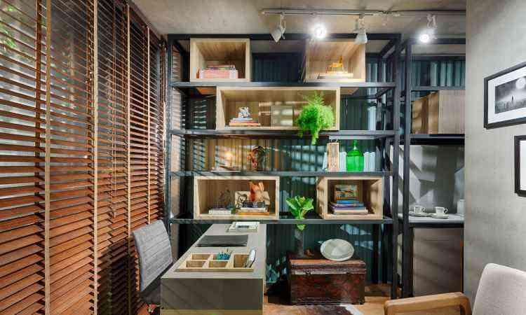 Ambiente decorado do MM: mostra gera resultados tangíveis para arquitetos e fornecedores - Arquivo pessoal