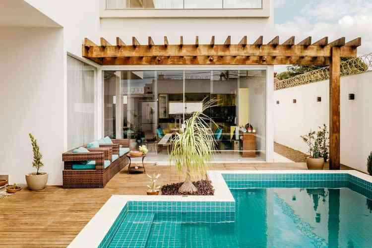 Qual é a melhor piscina - Pexels