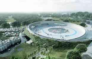 Zoológico integra paisagem a elementos naturais e arquitetura de ponta