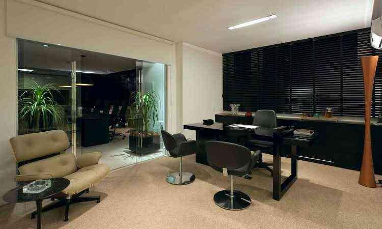 Projeto arquitetônico ajuda ainda a criar a identidade da empresa - Gustavo Xavier/Divulgação Lider Interiores