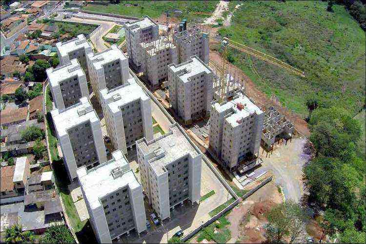 A Solução Habitacional Precon (SHP) é um sistema de estruturas pré-fabricadas de concreto, que consegue atingir redução de 85% na geração de resíduos em comparação à construção tradicional - Interface Comunicação/Divulgação