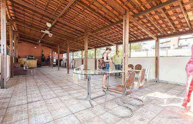 No terraço, um foco de atenção, a intenção é favorecer o melhor aproveitamento do espaço - Osvaldo Castro/Divulgação