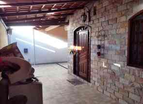 Casa, 2 Quartos, 4 Vagas em Rua Cidade de Minas, Nacional, Contagem, MG valor de R$ 450.000,00 no Lugar Certo