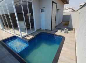 Casa em Condomínio, 3 Quartos, 4 Vagas, 3 Suites em Residencial Araguaia, Aparecida de Goiânia, GO valor de R$ 1.100.000,00 no Lugar Certo