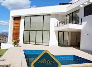 Casa em Condomínio, 4 Quartos, 3 Vagas, 4 Suites em Rua Alfa, Quintas do Sol, Nova Lima, MG valor de R$ 3.250.000,00 no Lugar Certo