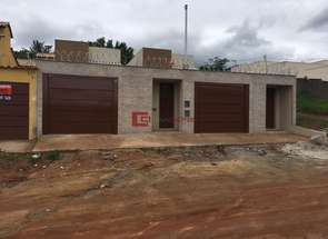 Casa, 2 Quartos, 1 Vaga em Alameda das Hortênsias, Centro, Mateus Leme, MG valor de R$ 150.000,00 no Lugar Certo