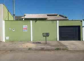 Casa, 3 Quartos, 2 Vagas, 1 Suite em Residencial Forteville, Goiânia, GO valor de R$ 200.000,00 no Lugar Certo
