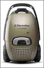 Aspirador de pó usa sistema que permite mais potência e menos barulho nas tarefas diárias de limpeza doméstica - Electrolux/Divulgação