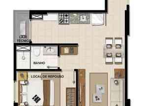 Apartamento, 1 Quarto, 1 Vaga em Avenida Sibipiruna, Sul, Águas Claras, DF valor de R$ 250.000,00 no Lugar Certo